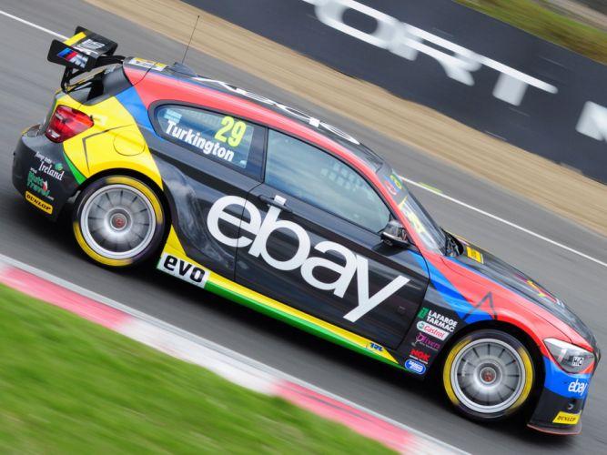 2014 BMW 125i M-Sport BTCC (F21) race racing g wallpaper