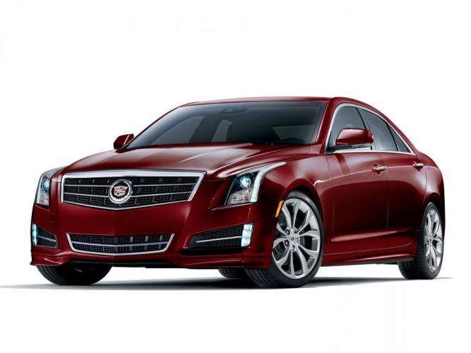 2014 Cadillac ATS Crimson Sport g wallpaper