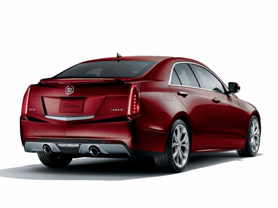 2014 Cadillac ATS Crimson Sport    h wallpaper