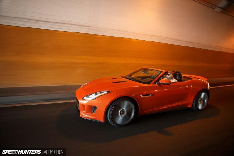 2014 Jaguar F-Type V8S 500hp rd wallpaper
