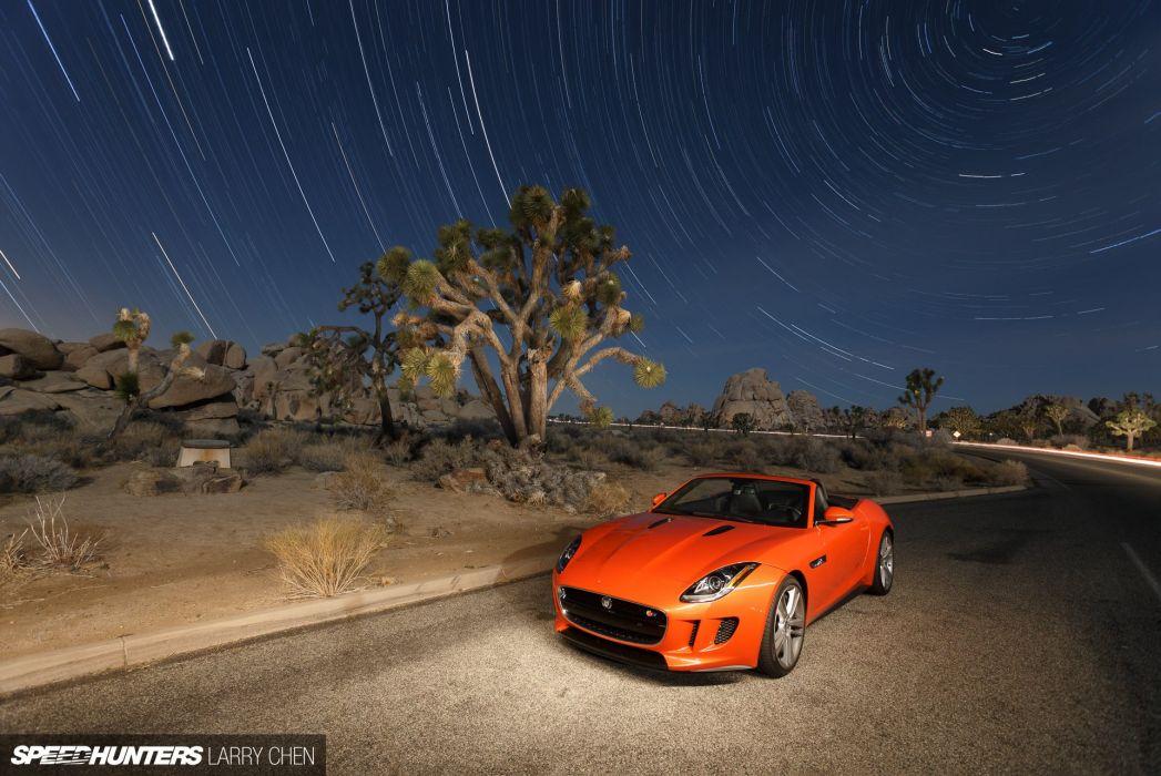 2014 Jaguar F-Type V8S 500hp   f wallpaper