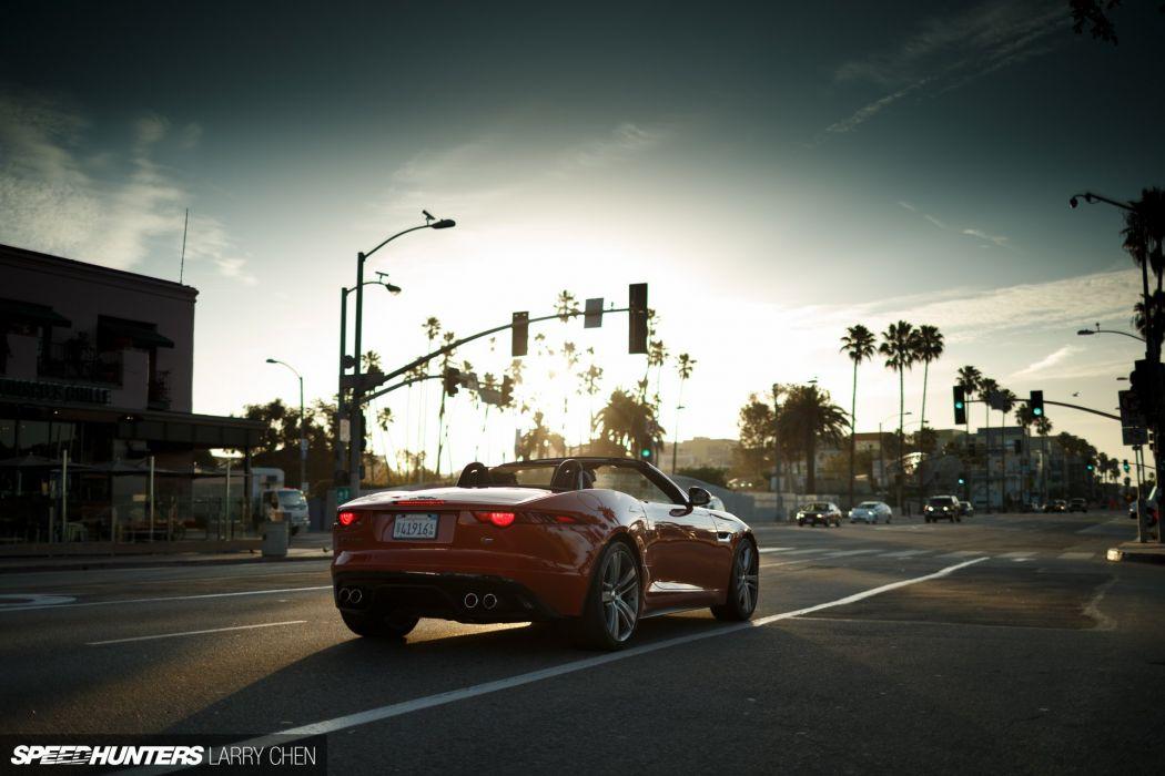 2014 Jaguar F-Type V8S 500hp   g wallpaper