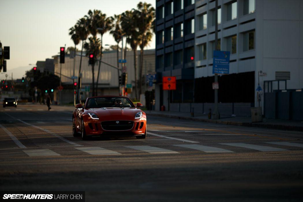 2014 Jaguar F-Type V8S 500hp  r wallpaper