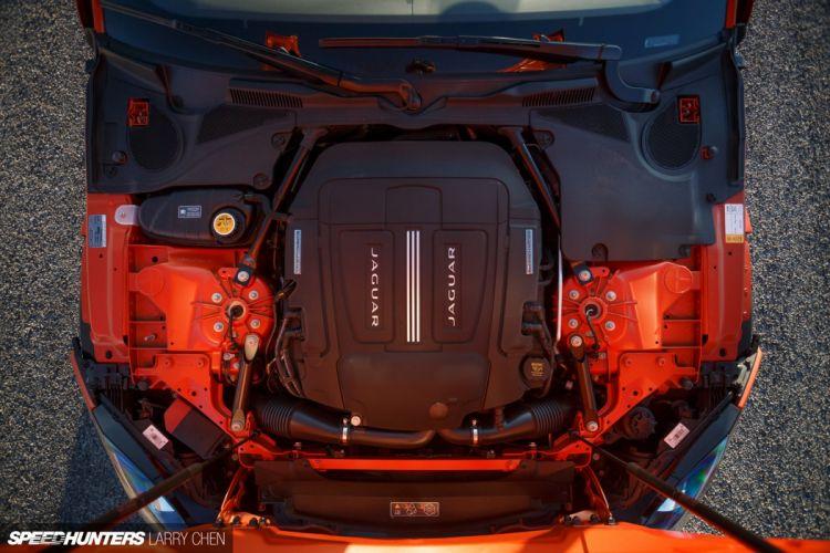 2014 Jaguar F-Type V8S 500hp b wallpaper