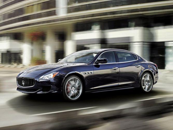 2014 Maserati Quattroporte f wallpaper