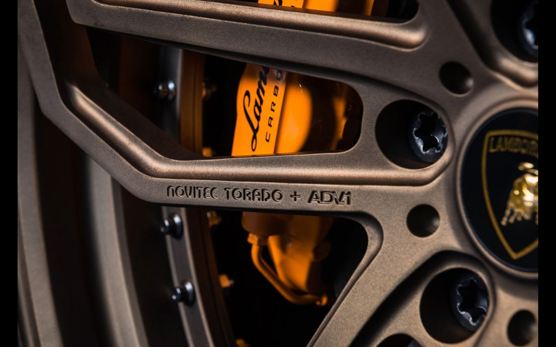 2014 Novitec Torado Lamborghini Aventador NL2 supercar wheel    f wallpaper