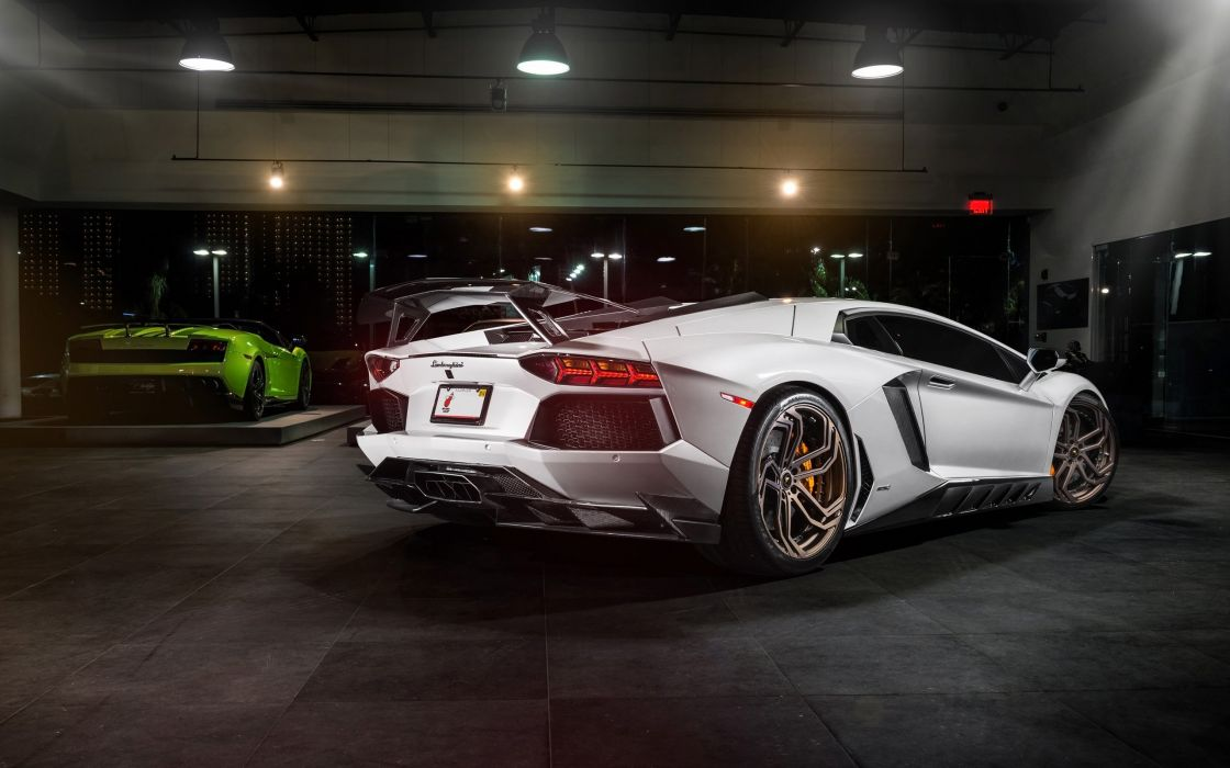 2014 Novitec Torado Lamborghini Aventador NL2 supercar  f wallpaper