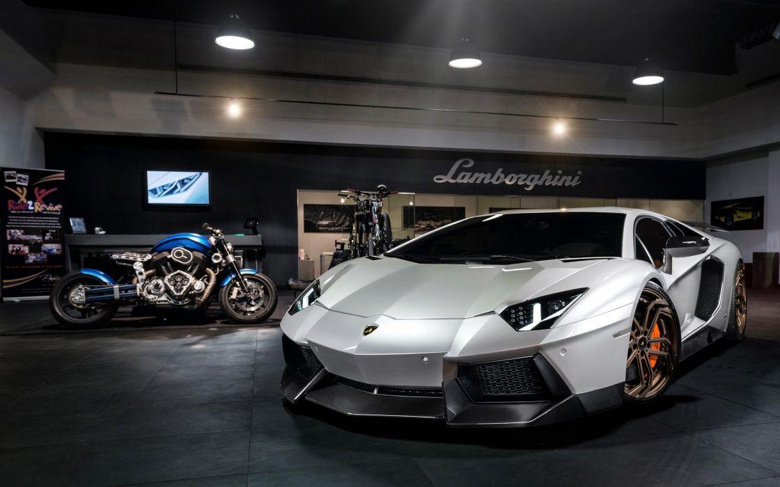 2014 Novitec Torado Lamborghini Aventador NL2 supercar   g wallpaper