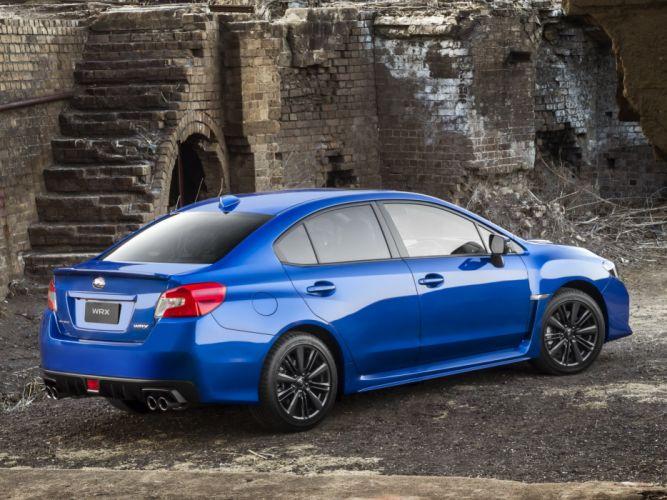 2014 Subaru WRX AU-spec e wallpaper