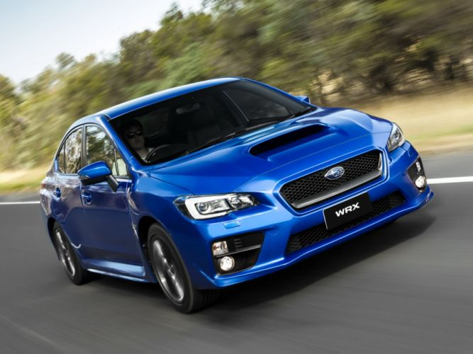2014 Subaru WRX AU-spec rw wallpaper