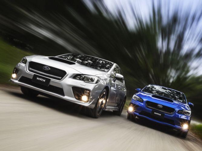 2014 Subaru WRX AU-spec h wallpaper