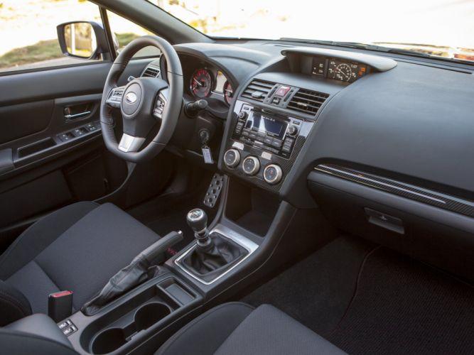 2014 Subaru WRX US-spec interior g wallpaper