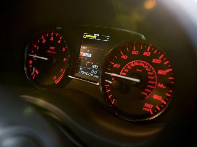2014 Subaru WRX STI US-spec interior e wallpaper