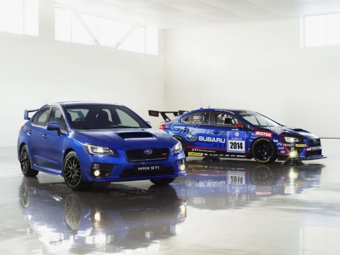 2014 Subaru WRX race racing g wallpaper