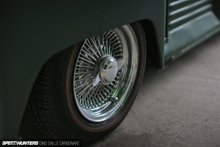 Citroen H Van transport retro custom lowrider tuning wheel h wallpaper