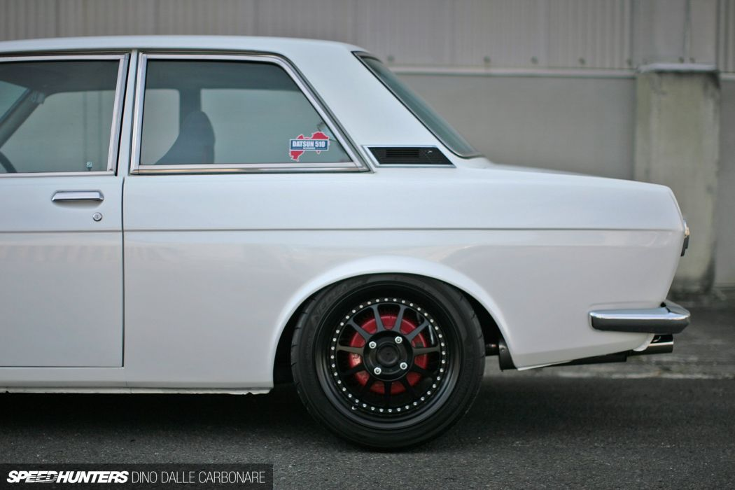 Datsun 510 Bluebird Coupe tuning wheel   v wallpaper