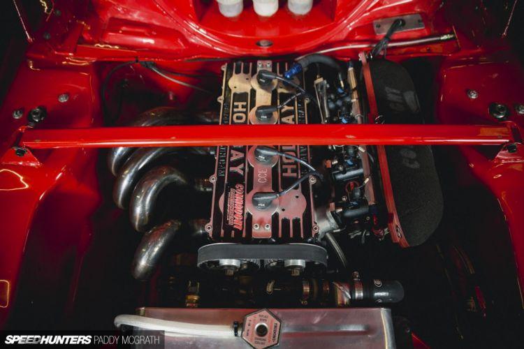 Ford Escort two-door Mk2 race racing tuning engine gd wallpaper