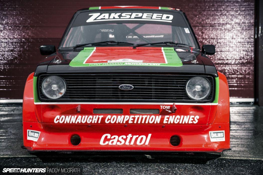 Ford Escort two-door Mk2 race racing tuning  f wallpaper