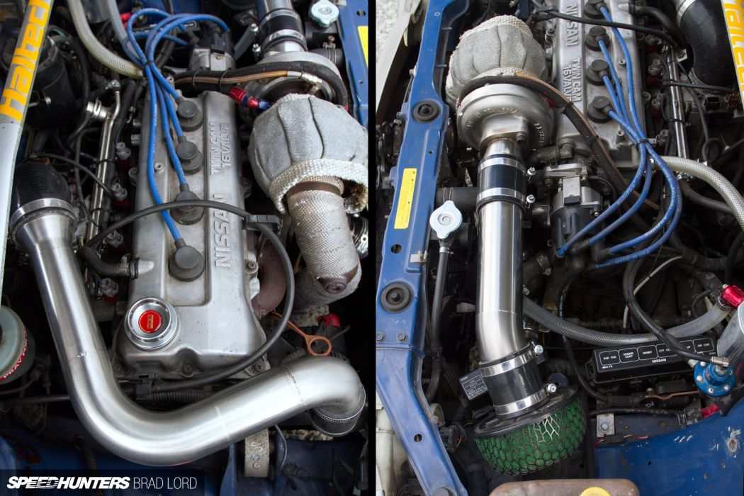 K11 Micra Nissan turbo tuning race racing engine  i wallpaper