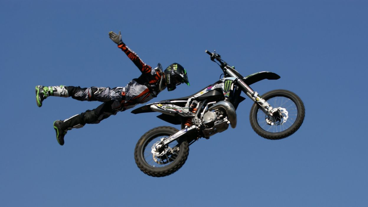 dirtbike motocross moto bike extreme motorbike dirt wallpaper