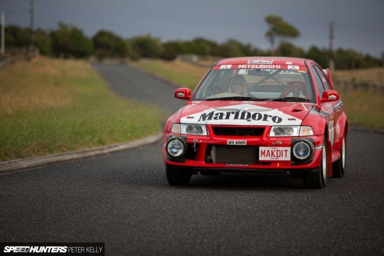 Mitsubishi EVO Rally race racing v wallpaper