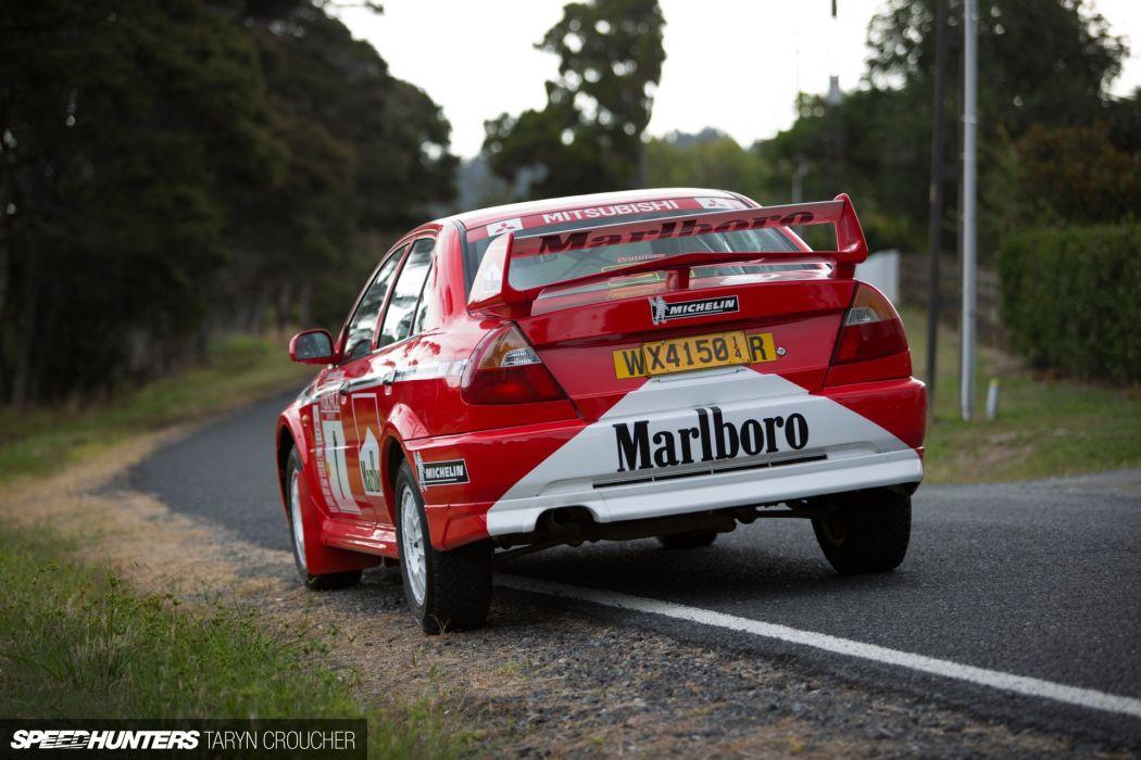 Mitsubishi EVO Rally race racing c wallpaper