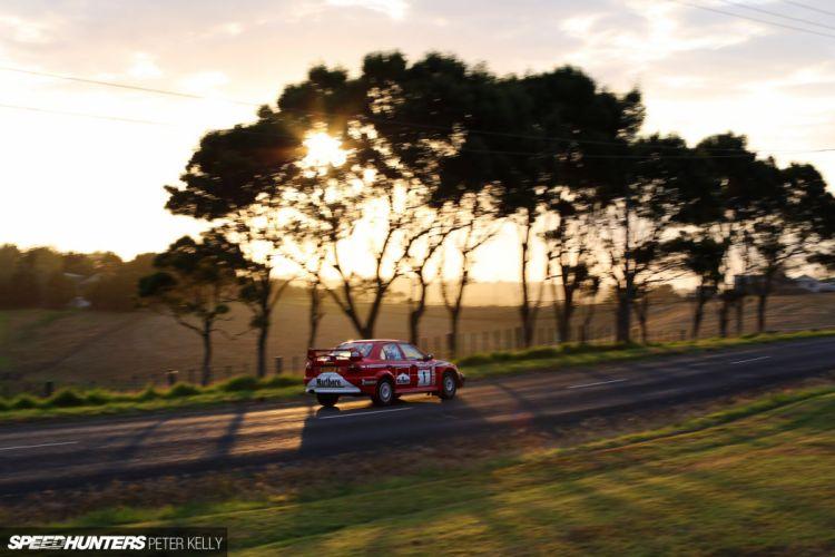 Mitsubishi EVO Rally race racing n wallpaper