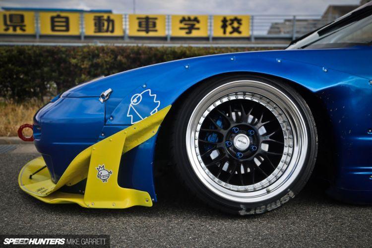 Nissan S13 tuning drift race racing wheel g wallpaper
