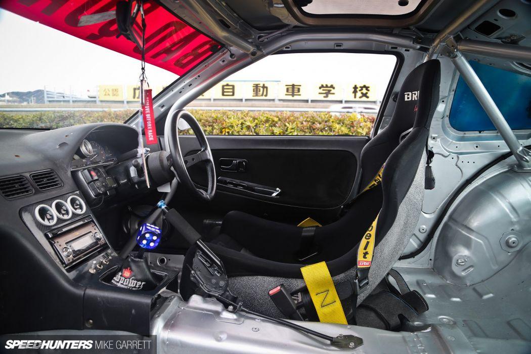Nissan S13 Tuning Drift Race Racing Interior F Wallpaper