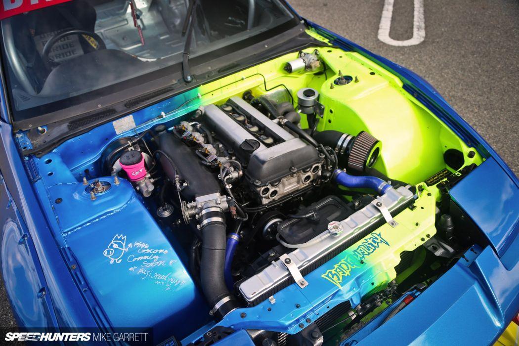 Nissan S13 tuning drift race racing engine  f wallpaper