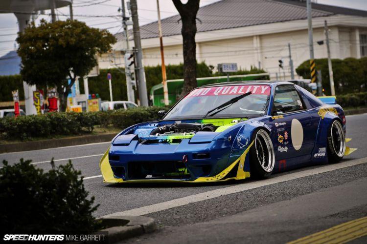 Nissan S13 tuning drift race racing h wallpaper