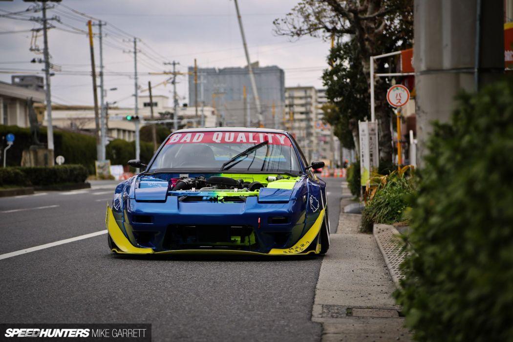 Nissan S13 tuning drift race racing  ew wallpaper