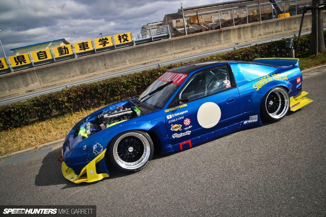 Nissan S13 tuning drift race racing  er wallpaper