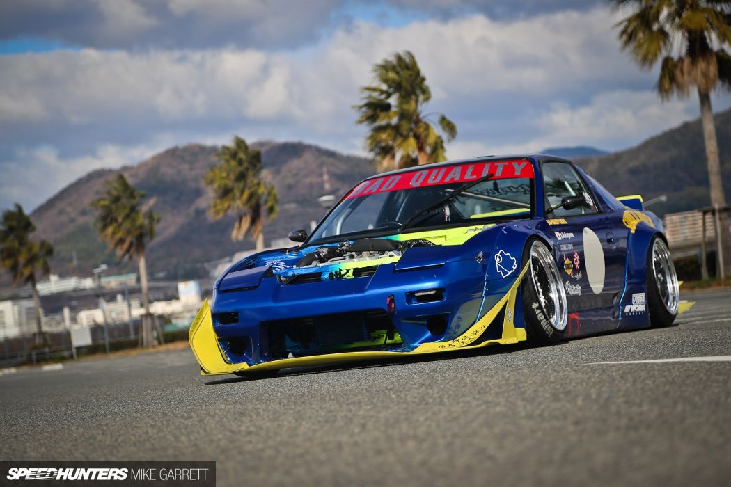 Nissan S13 tuning drift race racing     h wallpaper
