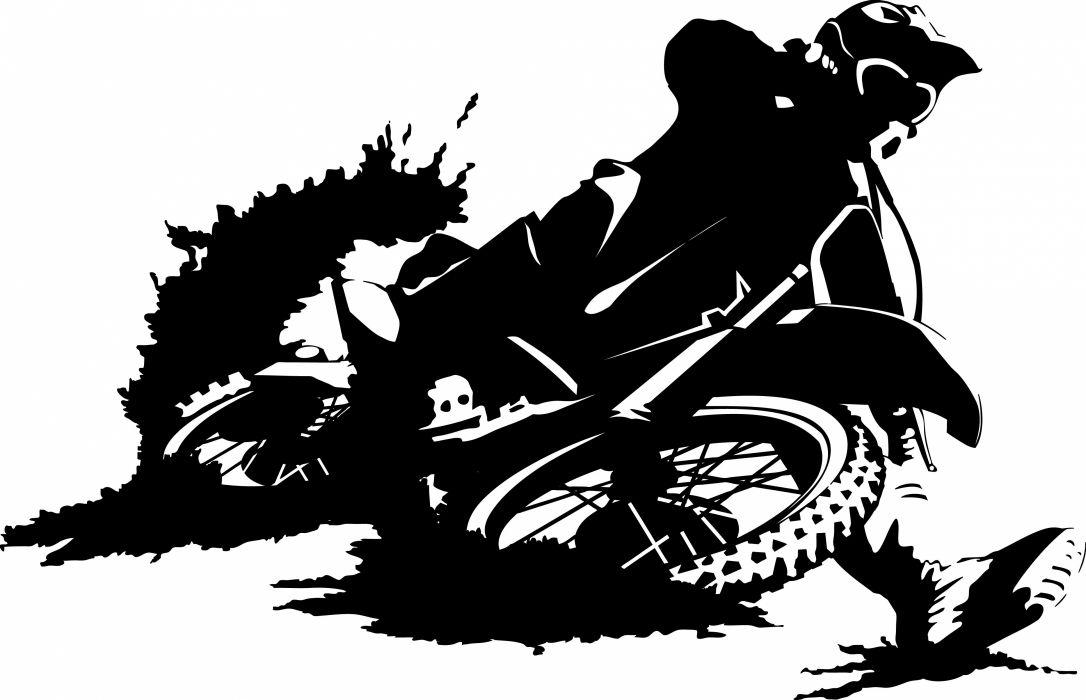 dirtbike motocross moto bike extreme motorbike dirt (1) wallpaper