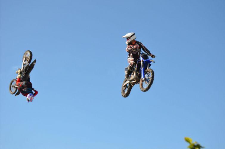 dirtbike motocross moto bike extreme motorbike dirt (18) wallpaper