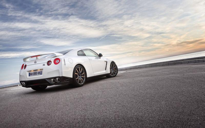 cars vehicles Nissan Skyline GT-R wallpaper