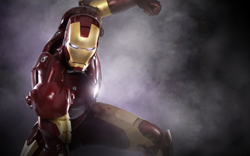 Iron Man movies Marvel Comics wallpaper
