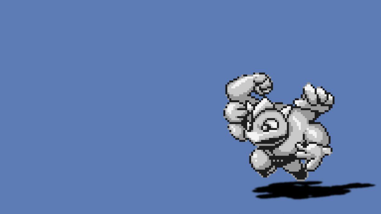 Pokemon sprites Sprite Machamp  wallpaper