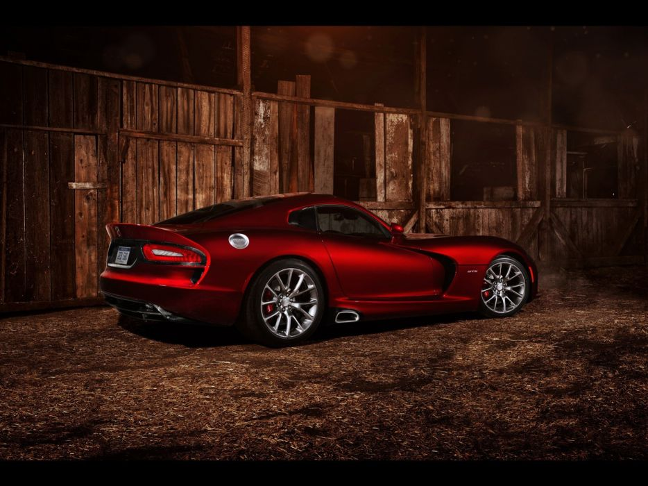 viper Dodge static wallpaper