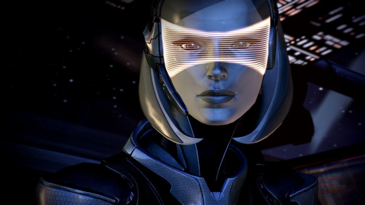 Video games Mass Effect 3 EDI wallpaper | 2560x1440 | 311480 | WallpaperUP