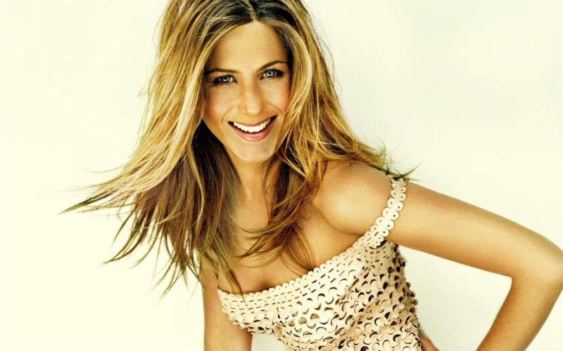 blondes women actress models Jennifer Aniston wallpaper