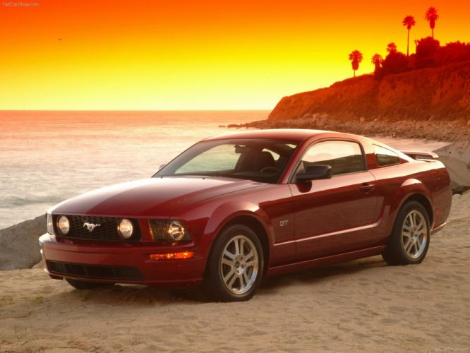 cars Ford muscle cars vehicles Ford Mustang Ford Mustang Shelby GT500 wallpaper
