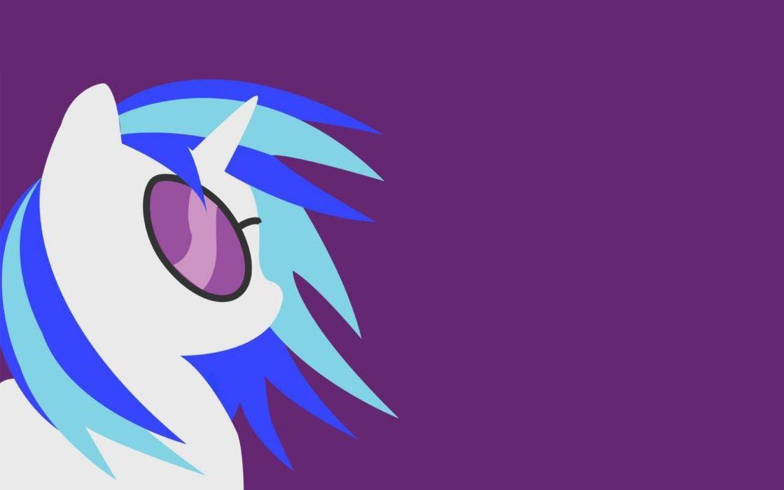 Vinyl Scratch My Little Pony: Friendship is Magic wallpaper