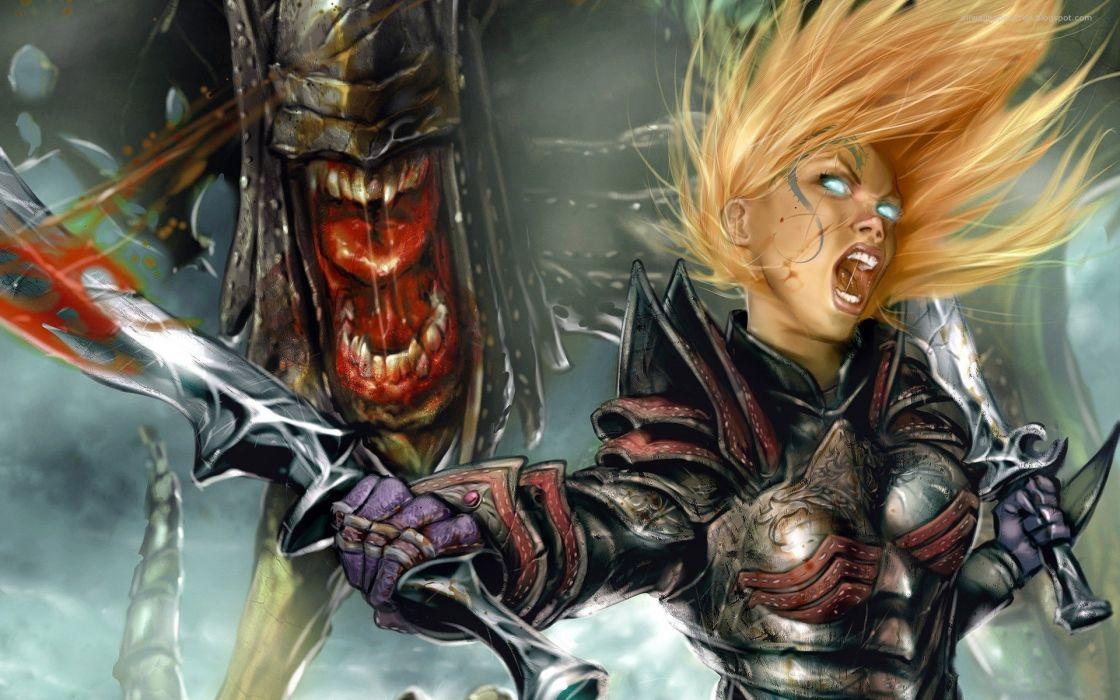 video games dragons wallpaper