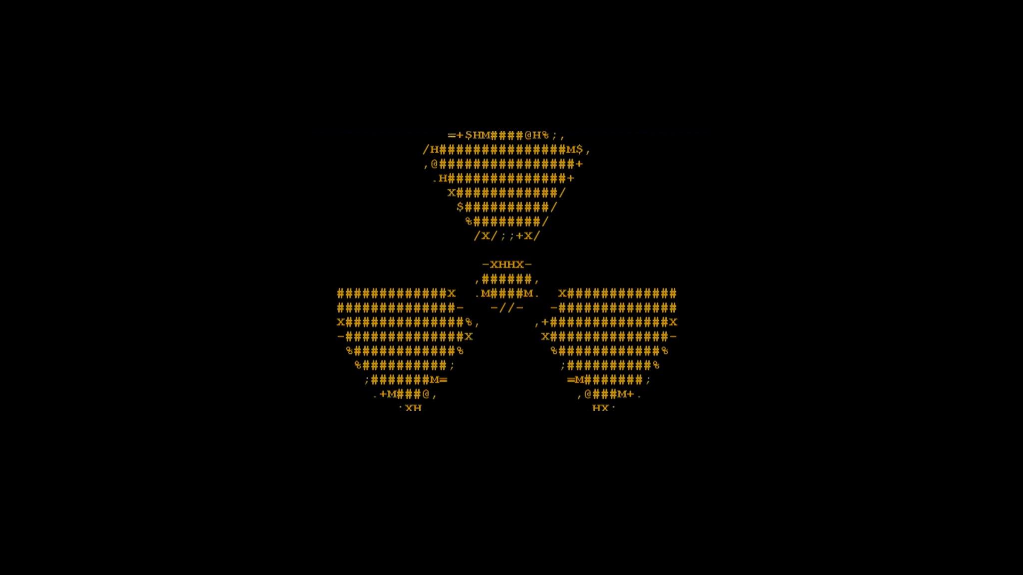 1920x1080 radiation sign symbol - photo #31