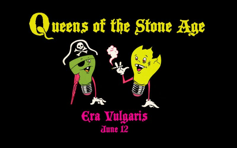 music Queens of the Stone Age wallpaper