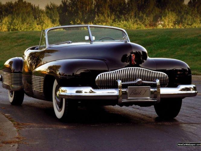 Buick Harley Earl wallpaper