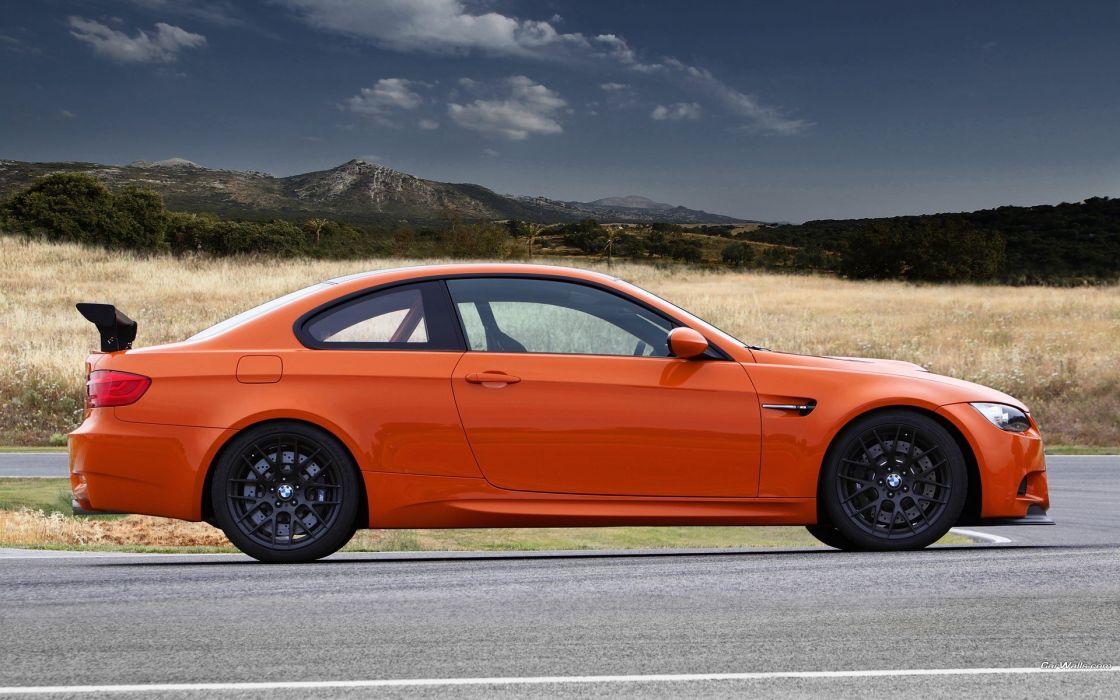 cars BMW M3 BMW M3 GTS wallpaper