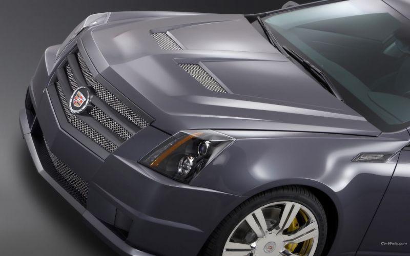 cars Cadillac Cadillac CTS wallpaper